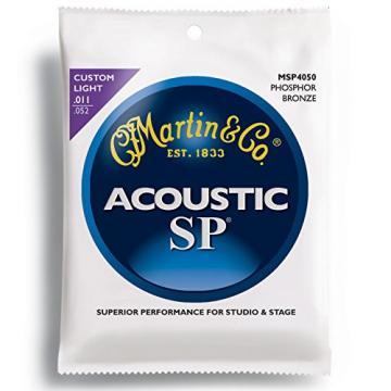 Martin martin d45 MSP martin guitars acoustic 4050 martin guitar accessories SP martin guitar Phosphor martin guitar strings acoustic Bronze Custom Light Acoustic Guitar Strings