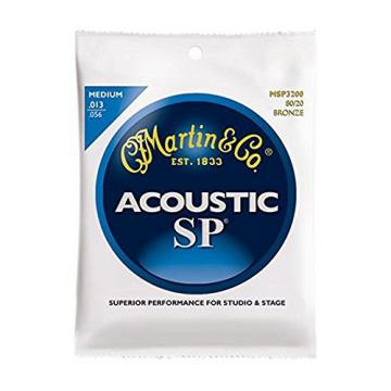 Martin martin acoustic guitars MSP3200 martin guitars acoustic SP martin guitar strings 80/20 martin Bronze martin guitar case Acoustic Guitar Strings, Medium