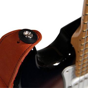 Guitar martin strings acoustic Savers acoustic guitar strings martin Premium guitar strings martin Strap martin guitar case Locks martin guitar accessories (3 Pair) - Black