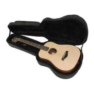 SKB martin guitar accessories Baby martin guitars acoustic Taylor/Martin guitar strings martin LX dreadnought acoustic guitar Soft martin guitar strings acoustic Case with EPS Foam Interior/Nylon Exterior, Back Straps