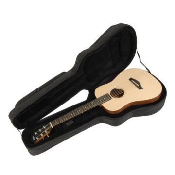 SKB martin acoustic guitar Baby martin acoustic guitar strings Taylor/Martin martin guitar strings LX dreadnought acoustic guitar Soft acoustic guitar martin Case with EPS Foam Interior/Nylon Exterior, Back Straps