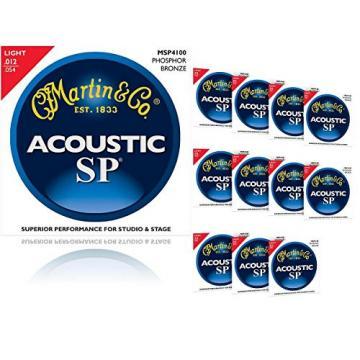 Martin martin guitar case MSP4100 martin strings acoustic SP martin acoustic guitars Phosphor martin guitars Bronze acoustic guitar strings martin Light 12-Pack Acoustic Guitar Strings