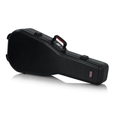 Gator guitar martin Cases martin GTSA martin guitars Series acoustic guitar martin Acoustic martin guitar case Dreadnought Guitar Case with TSA Locking Latch