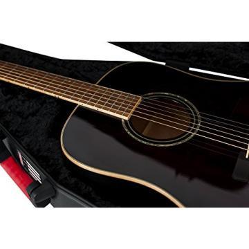 Gator martin guitar accessories Cases martin acoustic strings GTSA martin acoustic guitar strings Series acoustic guitar strings martin Acoustic martin guitar case Dreadnought Guitar Case with TSA Locking Latch