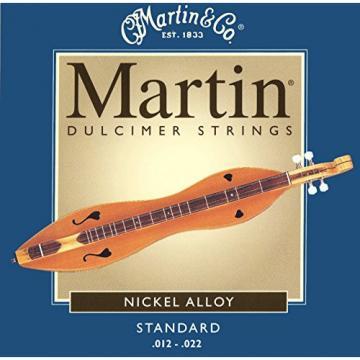 Mountain acoustic guitar strings martin Dulcimer martin guitar accessories String martin acoustic guitar Set, martin guitar strings Martin martin acoustic guitar strings Standard Gauge (.012, .012, .012, .022 Nickel Wound)
