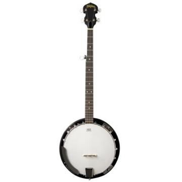 Washburn Banjo Starter Kit (Gig bag, Strap, Picks, Pitch Pipe)