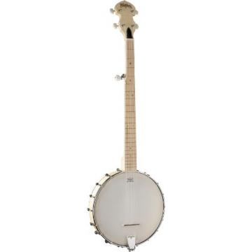 Washburn B102 5-String Banjo, Natural Satin Finish