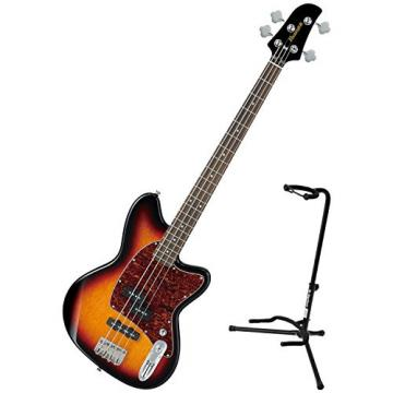 Ibanez TMB100 Talman 4 String Electric Bass Tri Fade Burst w/ Stand