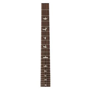 PRS V2PB05_EC S2 Vela Electric Guitar, Egyptian Gold Metallic with Bird Inlays & Gig Bag