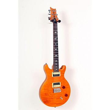 PRS SE Santana Electric Guitar SANTANA YELLOW 888365405667