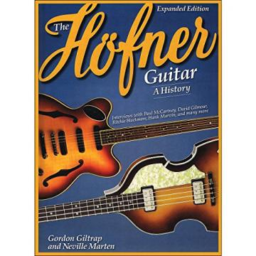 Hal Leonard The Hofner Guitar: A History