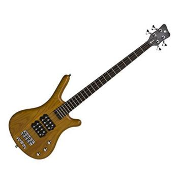 Warwick RockBass Corvette $$ 4-String Passive Bass-Honey Oil Finish w/Case