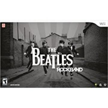 Wii The Beatles: Rock Band Limited Edition Premium Bundle