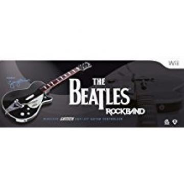 The Beatles: Rock Band Wii Wireless Gretsch Duo-Jet Guitar Controller