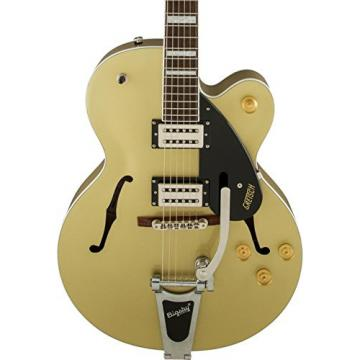 Gretsch G2420T Streamliner Hollowbody - Golddust, Bigsby