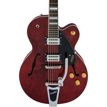 Gretsch G2420T Streamliner Hollowbody - Walnut Stain, Bigsby