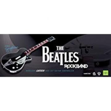The Beatles: Rock Band X360 Wireless Gretsch Duo-Jet Guitar Controller by MTV Games