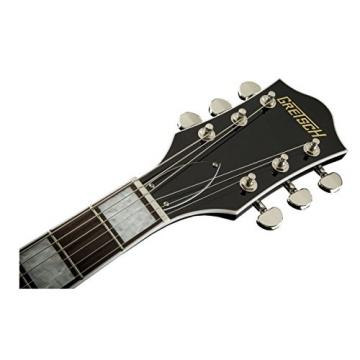 Gretsch G2655T Streamliner Center Block Jr Double Cut Guitar w/Bigsby Black
