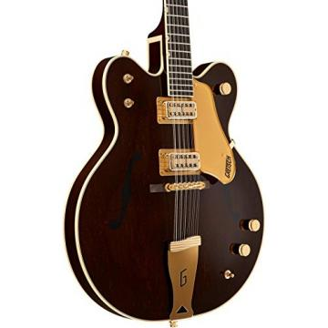 Gretsch G6122-6212GE 12-string Vintage Select 1962 Chet Atkins Country Gentleman - Walnut Stain