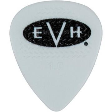 EVH Signature Series Picks (6 Pack) 1.0 mm White/Black