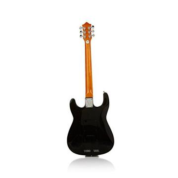 Randy Jackson Studio Series 23-Piece Electric Guitar Package - Purple Crush