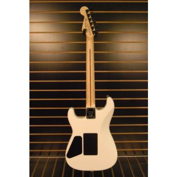 Charvel Warren DeMartini Signature San Dimas Electric Guitar, 22 Frets, One-Piece Quartersawn Maple Neck, Passive Pickup, Bomber