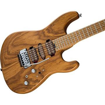Charvel Guthrie Govan Signature HSH Caramelized Ash Electric Guitar Natural