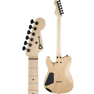 Charvel Pro-Mod San Dimas Style 2 HH - Natural with Maple Fingerboard