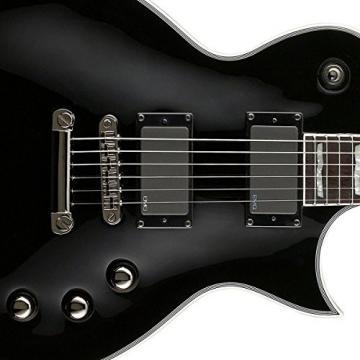 ESP LTD EC-401 Electric Guitar with Gig Bag Bundle, Black