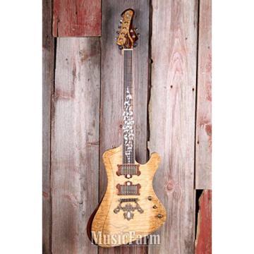ESP EXL Stream GT CTM Exhibition Limited Original Electric Guitar w Case and COA