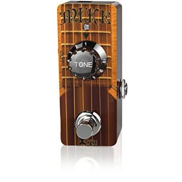 Xvive EQ Guitar Effect Pedal for Acoustic Guitar Effect Pedal-Mike