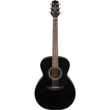 Takamine GN30-BLK Nex Acoustic Guitar, Black