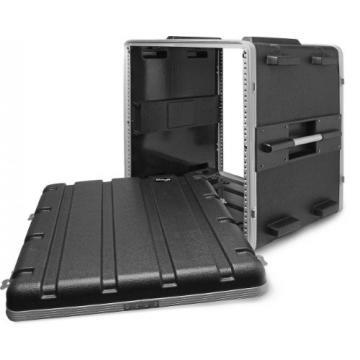 Stagg ABS-12U Case for 12-Unit Rack - Black