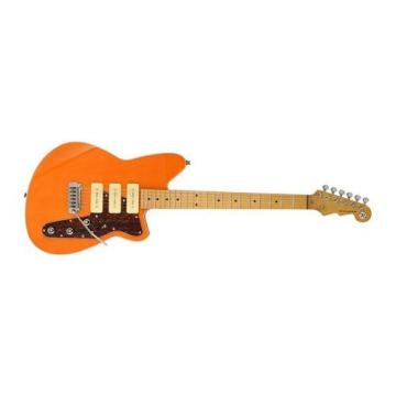 Reverend JET3903TB Jetstream 390 Electric Guitar, 3-Tone Burst