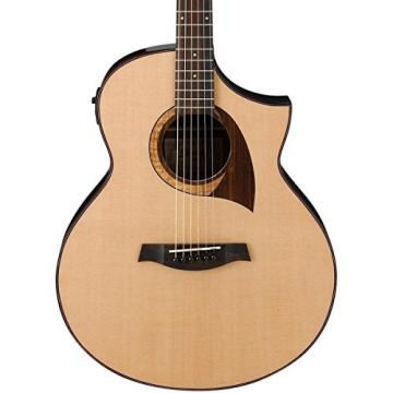 Ibanez Exotic Wood AEW22CD-NT Acoustic/Electric Guitar Padded Gig bag & More
