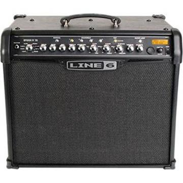 [DISCONTINUED] Line 6 Spider IV 75 75-watt 1x12 Modeling Guitar Amplifier