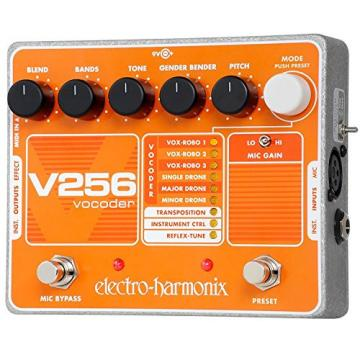 Electro-Harmonix V256 Vocoder with Reflex-Tune