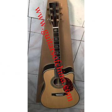 Martin D45 Cutaway with Fishman Pickup System
