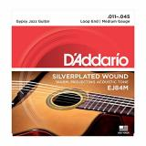D'Addario martin acoustic strings EJ84M martin strings acoustic Gypsy guitar martin Jazz martin guitars Acoustic martin guitar strings Guitar Strings, Loop End, Medium, 11-45