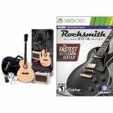 Epiphone PR-4E Acoustic-Electric Guitar Player Pack with Rocksmith for Xbox 360 (Cable Included)