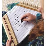 Set of 48 Song Sheets for the Lyrical Lap Harp