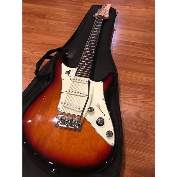 Custom Line 6 JTV-69 Variax - 3-tone Line6 Electric Guitar James Tyler Variax Sunburst #1 image