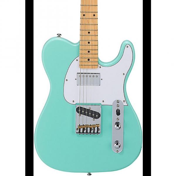 Custom G&L Limited Edition  Tribute ASAT Classic Bluesboy Electric Guitar  2017  Mint Green #1 image