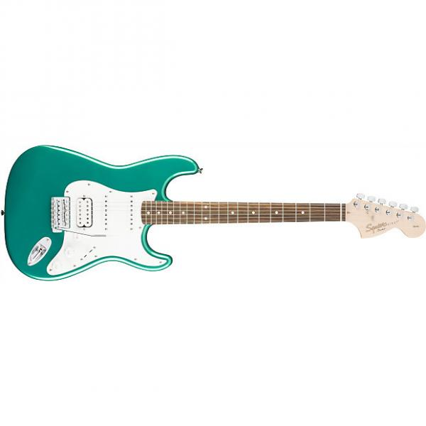 Custom Squier Affinity Series Stratocaster HSS Race Green #1 image