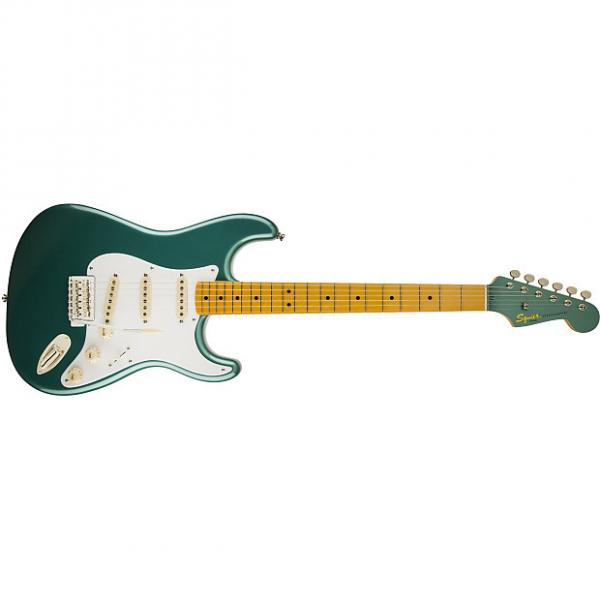 Custom Squier Classic Vibe Stratocaster® '50s Sherwood Green Metallic - Default title #1 image