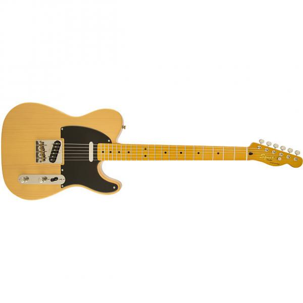 Custom Squier Classic Vibe Telecaster® '50s Butterscotch Blonde #1 image