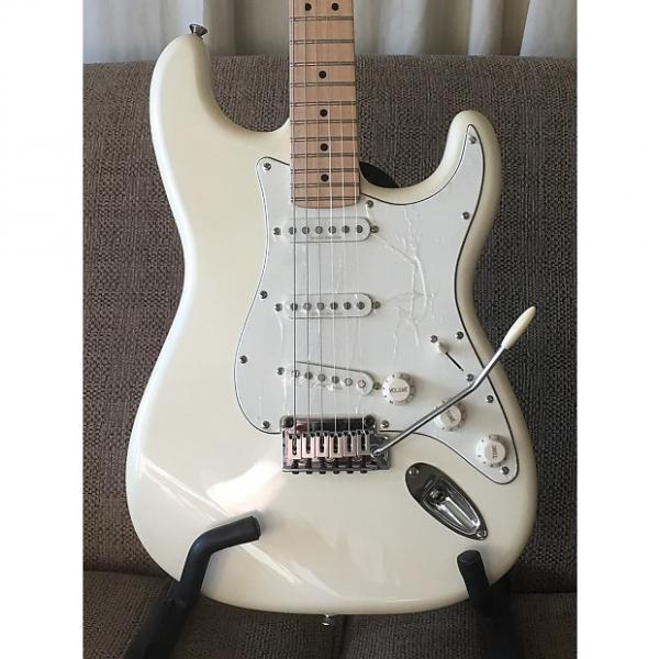 Custom Fender-Squire Deluxe Stratocaster w/ FREE Fender Padded Gig Bag ! #1 image