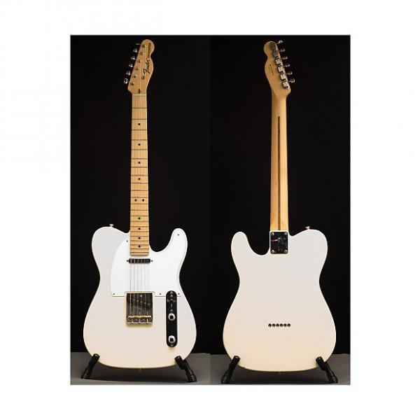 Custom Fender USA Standard Telecaster 2012 Blizzard Pearl #1 image