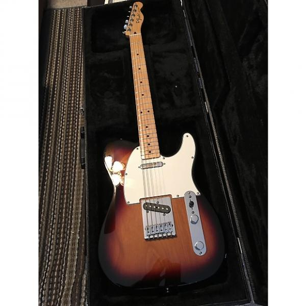 Custom 2015 Fender Telecaster Standard W/Genuine Fender Hard Case #1 image