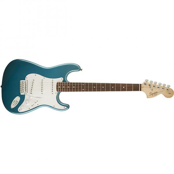 Custom Squier Affinity Series™ Stratocaster® Lake Placid Blue #1 image